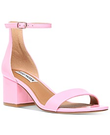 Women's Irenee Two-Piece Block-Heel Sandals