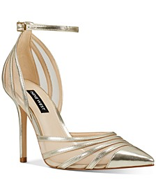 Beck Two-Piece Pumps