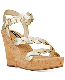 Brette Platform Wedge Sandals
