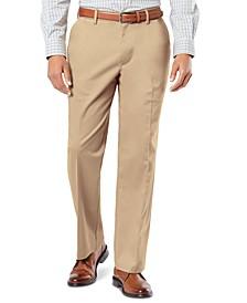 Men's Alpha Creased Khaki Pants, Created for Macy's