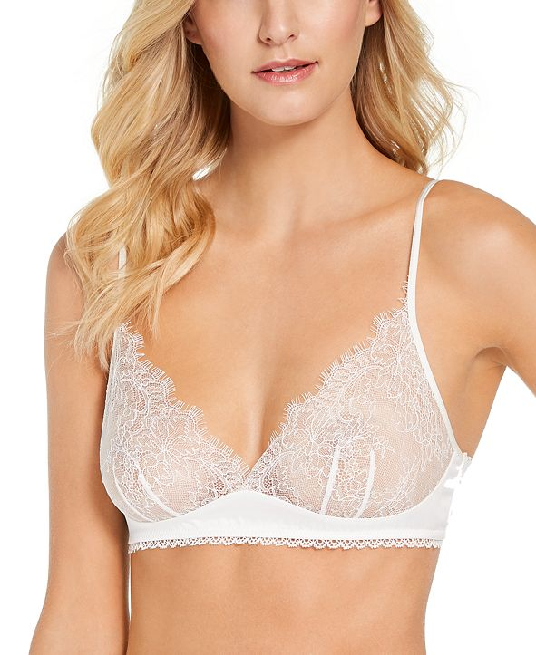 INC International Concepts INC Women's Lace Bralette, Created for Macy's