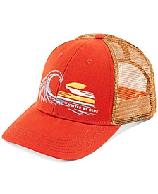 Men's Sunset Swell Trucker Hat