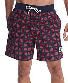 Men's Riley Swim Trunks, Created for Macy's