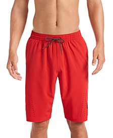 "Men's Onyx Flash Breaker 11"" Volley Swim Shorts"