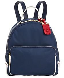 Julia Nylon Dome Backpack
