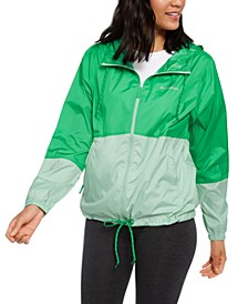 Women's Flash Forward Water-Resistant Windbreaker