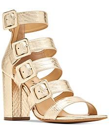 Lizette Block Heel Dress Sandals