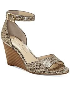 Women's Cervena Wedge Sandals