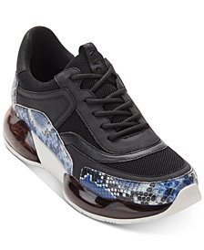 DKNY Blake Lace-Up Sneakers