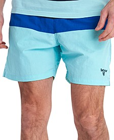 Men's Shore Colorblocked Swim Trunks