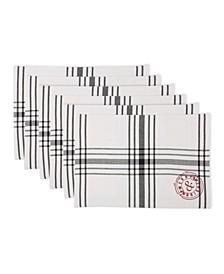 Stamp Placemat, Set of 6