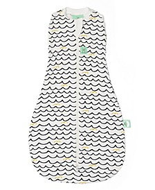 Baby Girls and Boys 0.2 Tog Cocoon Swaddle Bag