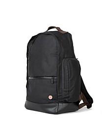 Waxed Halsey Backpack