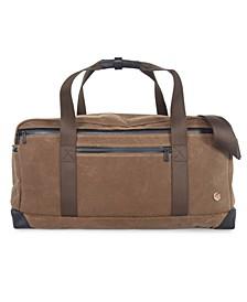 Waxed Union Duffel Bag