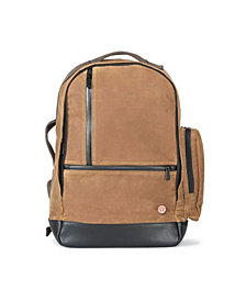 Manhattan Portage Waxed Halsey Backpack
