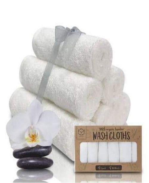 KeaBabies Baby Washcloths Towel