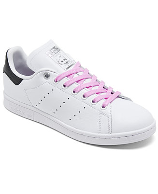 adidas Women's Originals Stan Smith Casual Sneakers from Finish ...
