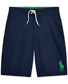 Big Boys Sanible Big Pony Swim Trunks