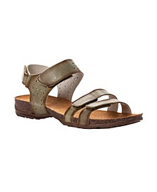 Women's Farrah Adjustable Strappy Sandal