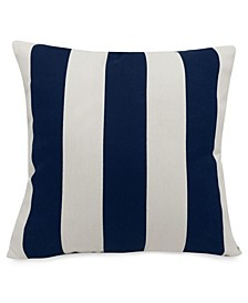 "Vertical Stripe Decorative Soft Throw Pillow Large 20"" x 20"""