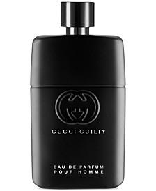 Men's Guilty Pour Homme Eau de Parfum, 3-oz.