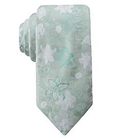 Men's Robin Tonal Floral-Print Necktie, Created for Macy's