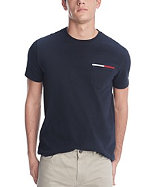 Men's Flag Icon Pocket T-Shirt