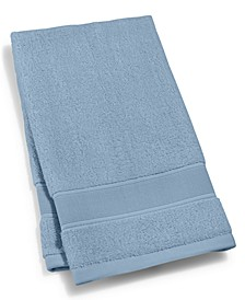 """Sanders  Antimicrobial Cotton Solid 16"""" x 30"""" Hand Towel"""
