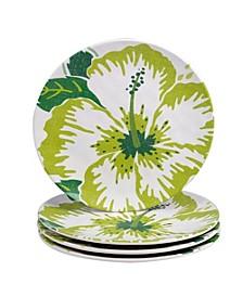Tropicali 4-Pc. Salad Plates