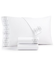 Embossed Jacquard Sheet Set