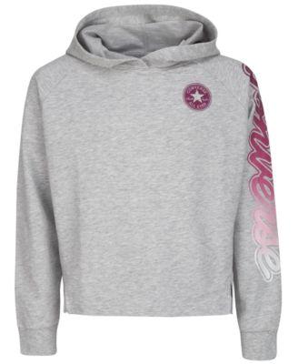 DKNY Girls Red Pink White Black Grey Hoodie Pullover Jumper T shirt Tee Top 5 8