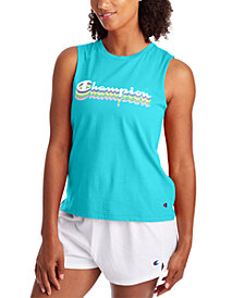 Champion Women's Logo Tank Top