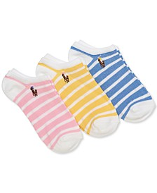 폴로 랄프로렌 걸즈 양말 (3pk) Polo Ralph Lauren Big Girls 3-Pk Socks,Multi