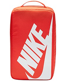 Logo Shoe-Box Bag