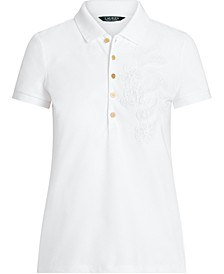 Petite Polo Shirt