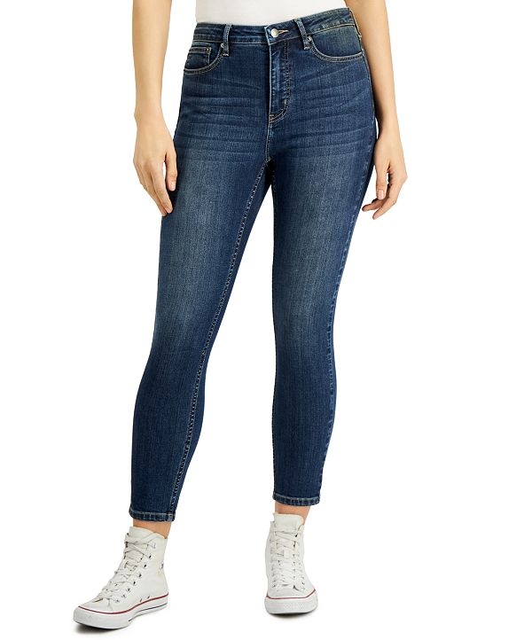 Calvin Klein Jeans High-Rise Tummy-Control Skinny Jeans