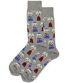 Men's Gumballs Crew Socks