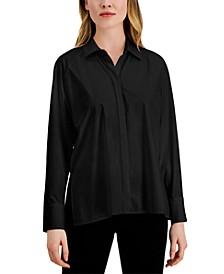 Side-Slit Shirt, Created for Macy's