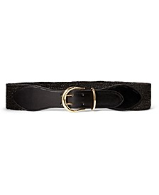 Cornwall II Wide Stretch Belt