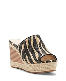Monrah Wedge Sandals
