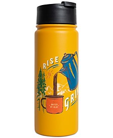 Rise & Grind 18oz Travel Bottle