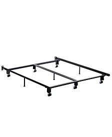 Interlocking Steel Bed Frame, King