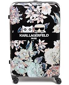 """Karlflauge 28"""" Hardside Check-In Hardside Spinner"""