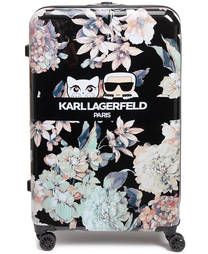"""Karl Lagerfeld Paris - Karl Lagefeld 28"""" Hardside Spinner"""