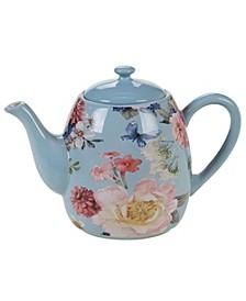 Spring Bouquet Teapot