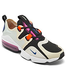 Women's Air Max Infinity Casual Sneakers from Finish Line