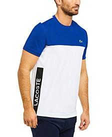 Men's Colorblocked Performance T-Shirt