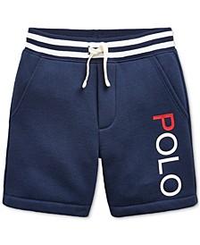 폴로 랄프로렌 남아용 반바지 Polo Ralph Lauren Toddler Boys Fleece Shorts,Newport Navy