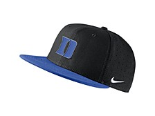 Duke Blue Devils Aerobill True Fitted Baseball Cap