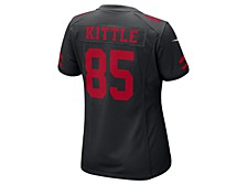San Francisco 49ers Women's Game Jersey George Kittle
